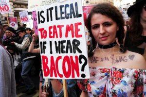 slutwalk 13 bacon taunt