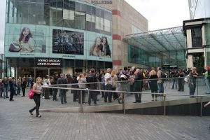 bullring the day after the riots