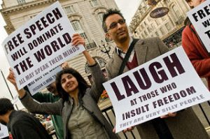 free speech will dominate the world