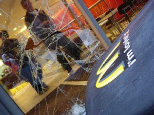 mcdonalds smashed