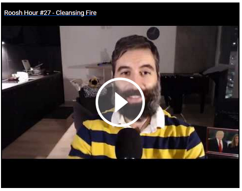 roosh v using bumblebee outfit to endorse tynamite