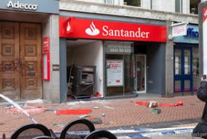 santander got smashed