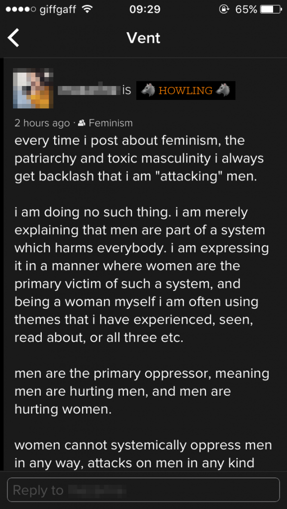 why we all need feminism part 1